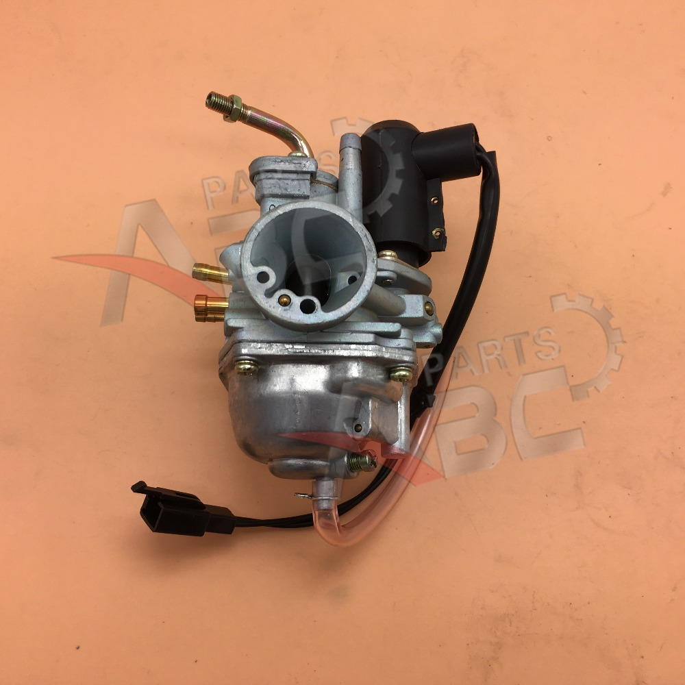 Dinli Atv Quad 50cc 90cc 2 Stroke Carburetor Carb With Electric Wiring Diagram For To Xh 90 Engines Elec Choke