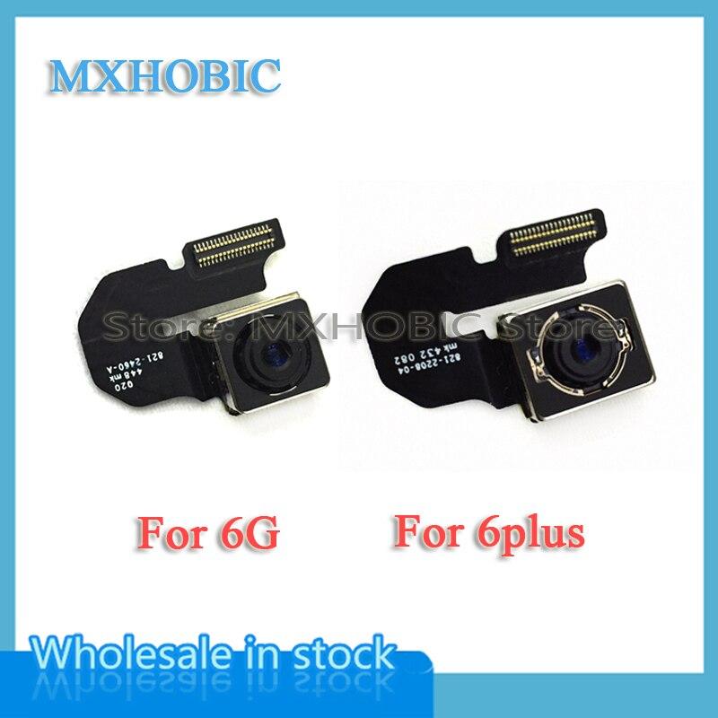 MXHOBIC Back-Camera Flex-Cable Replacement Repair-Parts iPhone 6-Plus for 6G Module 5pcs/Lot
