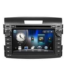 "Free shipping 7"" Car DVD Player GPS Navigation System for Honda CRV 2012 2013 2014 iPod Radio Bluetooth CAN BUS Free Map"