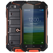 Original Oeina MTK6580 XP7700 Android 5.1 4.5 Pulgadas 3G Smartphone 1.3 GHz Quad Core Móvil 512 MB + 8 GB GPS de Polvo/A Prueba de Golpes Teléfono