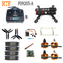 250 Mini 250 Carbon Fiber Aircraft Frame RTF Kit with Radiolink T6EHP-E TX&RX NO Battery Charger F09205-A
