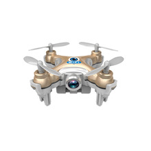 2016 new Control By Cell Phone RC Quadcopter  CX10W Wifi FPV 0.3MP Camera LED 3D Flip 4CH  Version Mini Drone  Helicopter Gift