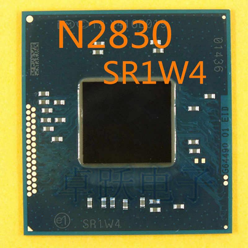 ORIGINALE Intel SR1W2 BGA IC Chipset con sfere di saldatura-NUOVO un