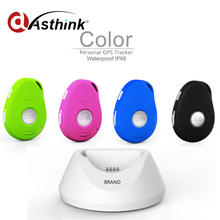 Senior GSM/ GPS/GPRS Tracker with fall down detection & remote panic button AS07S