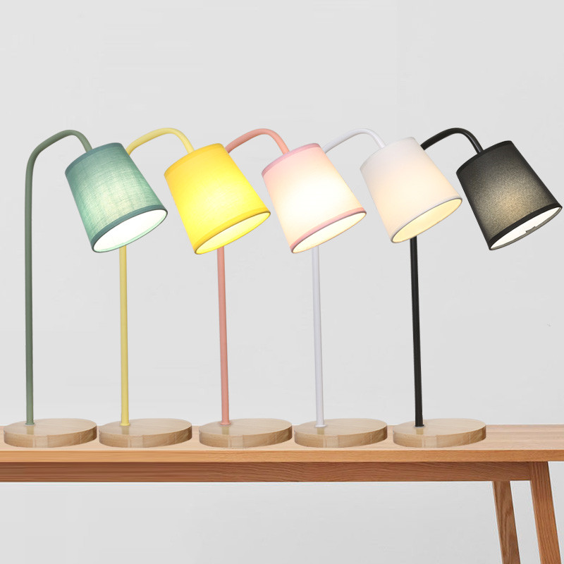 Modern Multi table lamp for Bedroom Study room Living room luminaria de mesa indoor home decoration abajur de mesa table light novelty night light baymax big hero 3w luminaria white green red color lava lamp for children bedroom decorate luminaria de mesa