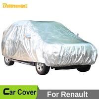 Buildreamen2 Car Cover Waterproof Sun Shade Sun Rain Snow Hail Scratch Protection Thicken Cotton Covers For Saab 9 3X 9 7X