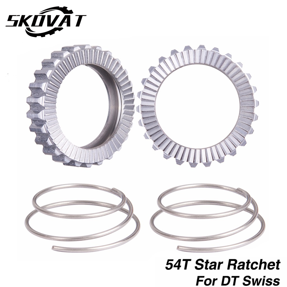 ZTTO Bicycle Hub Service Kit Star Ratchet SL 54 TEETH For