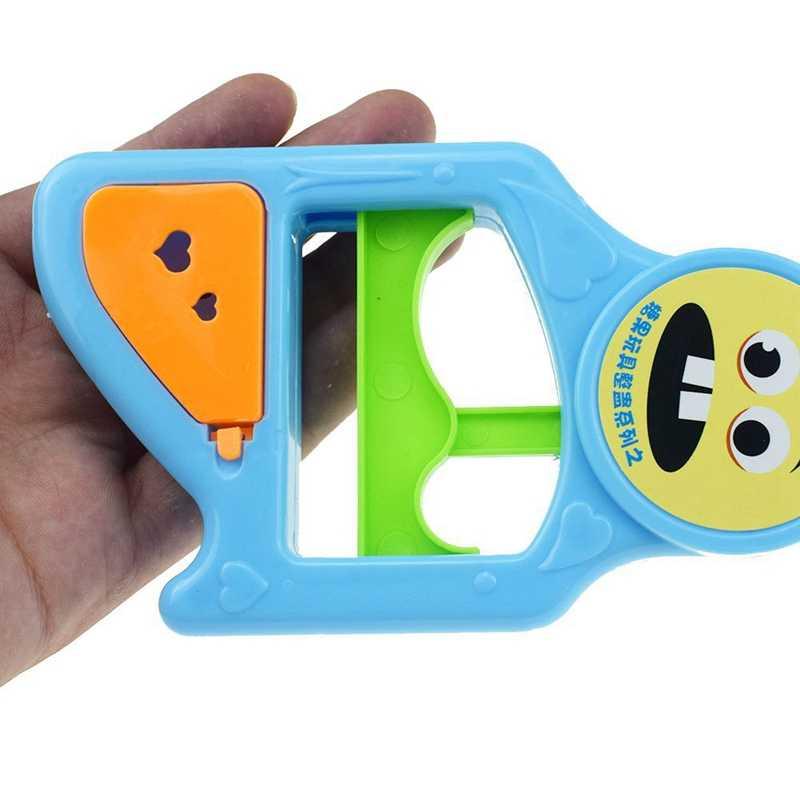 Brinquedos engraçados caranguejo clipe alicates antiestresse neve areia modelos clipe novidade crianças brinquedos para crianças brinquedo engraçado christma presente cor aleatória