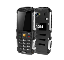 AGM M1 2.0″ 3G WCDMA Dual Sim IP68 Waterproof Shockproof Mobile Phone 2.0MP 2570mAh Support Bluetooth FM Radio TF Card