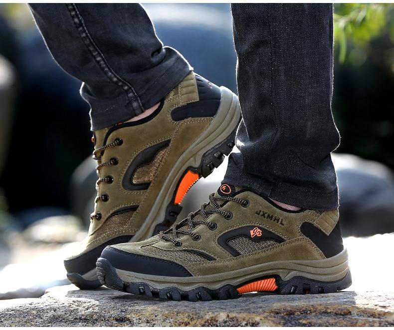 HTB12s5DaQ9E3KVjSZFGq6A19XXa6 VESONAL 2019 New Autumn Winter Sneakers Men Shoes Casual Outdoor Hiking Comfortable Mesh Breathable Male Footwear Non-slip