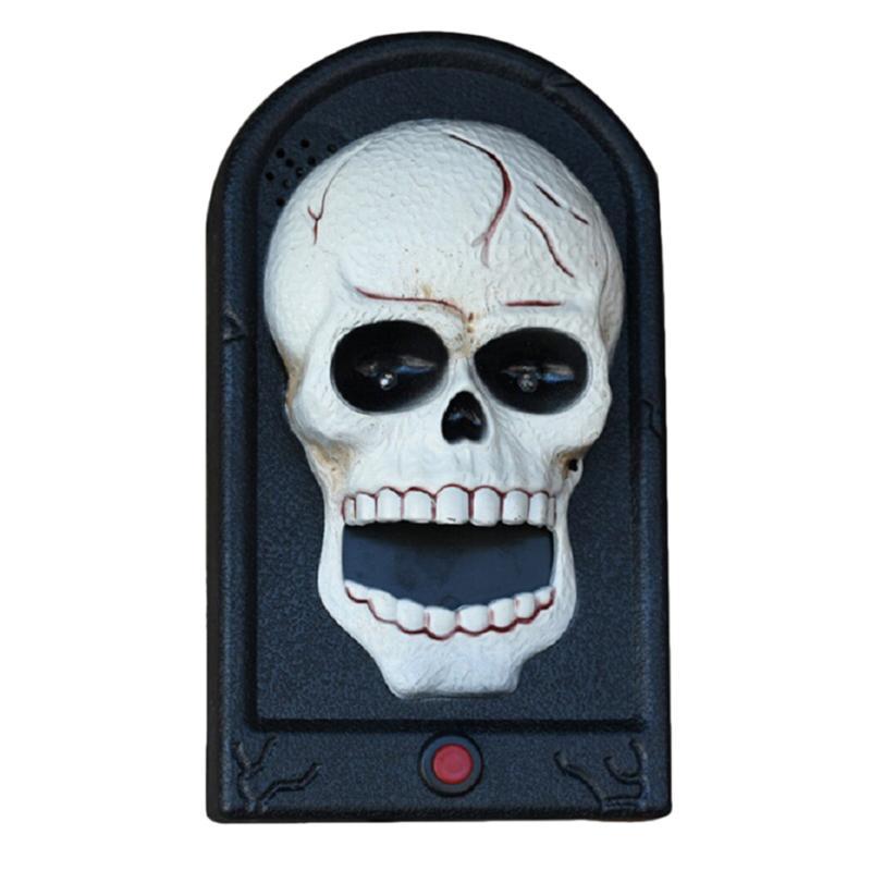 Wedding Decoration Baby Shower Plastic Skull For Bar Halloween Cosplay Skeleton