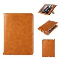 Luxury PU Leather Case For IPad Mini Air Pro Retro Briefcase Auto Wake Up Sleep Hand