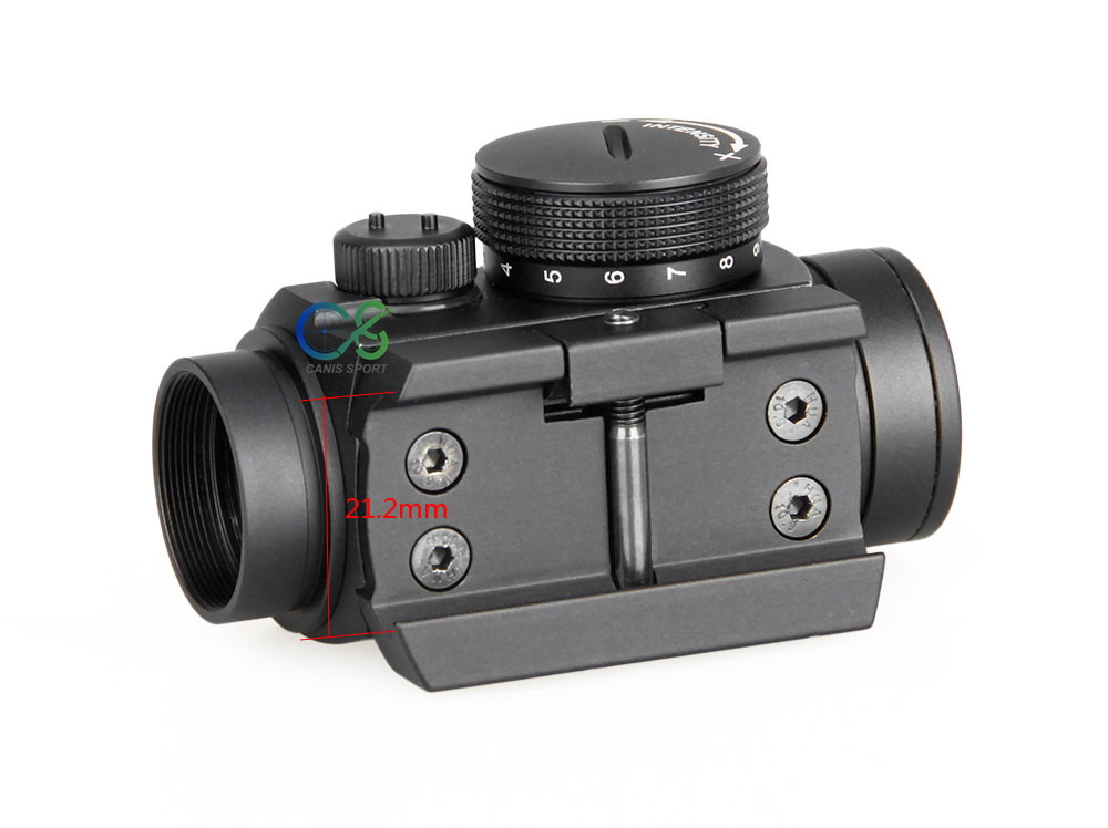 Ppt red dot tactical 2moa red dot