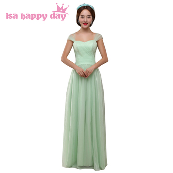 dafe161fa De tul verde menta formal chicas verde lindo dulce 16 ocasión especial  simples chicas grado 8