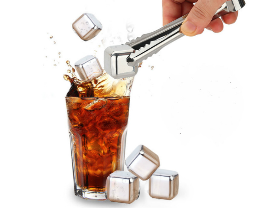 304 stainless steel whisky ice edible metal bar supplies wine