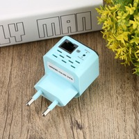 Wireless Range Extender Universal Wi Fi Connection Repeater With USB Charging Port Power Indicator Plug And