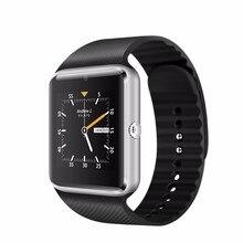 2016 Hot GT08 Plus 1.54″ Android 4.4 Smartwatch Phone MTK6572 512M RAM 4GB ROM Bluetooth 4.0 3G WiFi GPS Waterproof Smart Watch