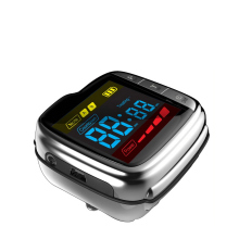 Cardiovascular Therapeutic Apparatus Blood Pressure Reducing Laser Clean Medical Watch
