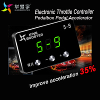 Auto Pedal accelerator accessories Sprint Booster Car Electronic Throttle response Controller For PEUGEOT 3008 ALL ENGINES 2009+