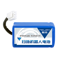 12 8V Robot Vacuum Cleaner Rechargeable Battery Pack For Philips Robot Sweeper FC8700 FC8603
