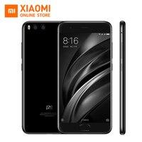 Original Xiaomi Mi6 Mi 6 Mobile phone 6GB RAM 128GB ROM Snapdragon 835 Octa Core 5.15'' NFC 1920x1080 DualCameras Android 7.1 OS