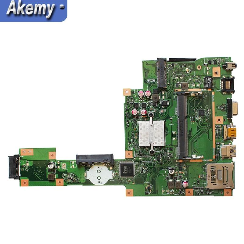 Akemy Asus A553M X503M F503M F553M ノートパソコンのマザーボード X553MA N2930U CPU メインボードテスト良い  グループ上の パソコン & オフィス からの マザーボード の中 2