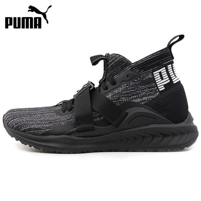 f05fd5f5959e4e Original New Arrival 2018 PUMA IGNITE evoKNIT 2 Men s Running Shoes Sneakers