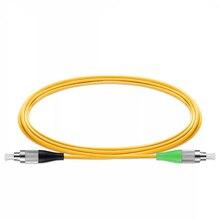 10PCS/bag FC/ UPC-FC/ APC Simplex fiber optic patch cord Cable 2.0mm or 3.0mm