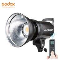 Бесплатная DHL! Godox SL 60W белый вариант панель со светодиодной лампой Bowens Mount 5600 К видеозапись для фотостудии 110 V 220 V