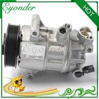 AC A/C Compressor de Ar Condicionado CVC para AUDI quattro A3 S3 para VOLKSWAGEN Golf VII 1.0 5Q0816803B 5Q0816803 5Q0816803D|Ventiladores e Kits| |  -