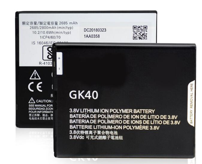 MOT1609BAT 2800mAh Battery GK40 for Motorola E3,G4 Play,XT1607,XT1609,XT1670,XT1671,XT1672,XT1675, XT1676,XT1677,XT1700,XT1750MOT1609BAT 2800mAh Battery GK40 for Motorola E3,G4 Play,XT1607,XT1609,XT1670,XT1671,XT1672,XT1675, XT1676,XT1677,XT1700,XT1750
