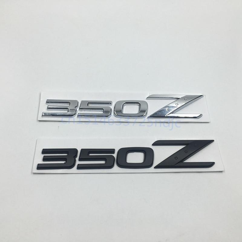 Car Styling For Nissan 350Z Emblem Replaces OEM 350 Z Rear