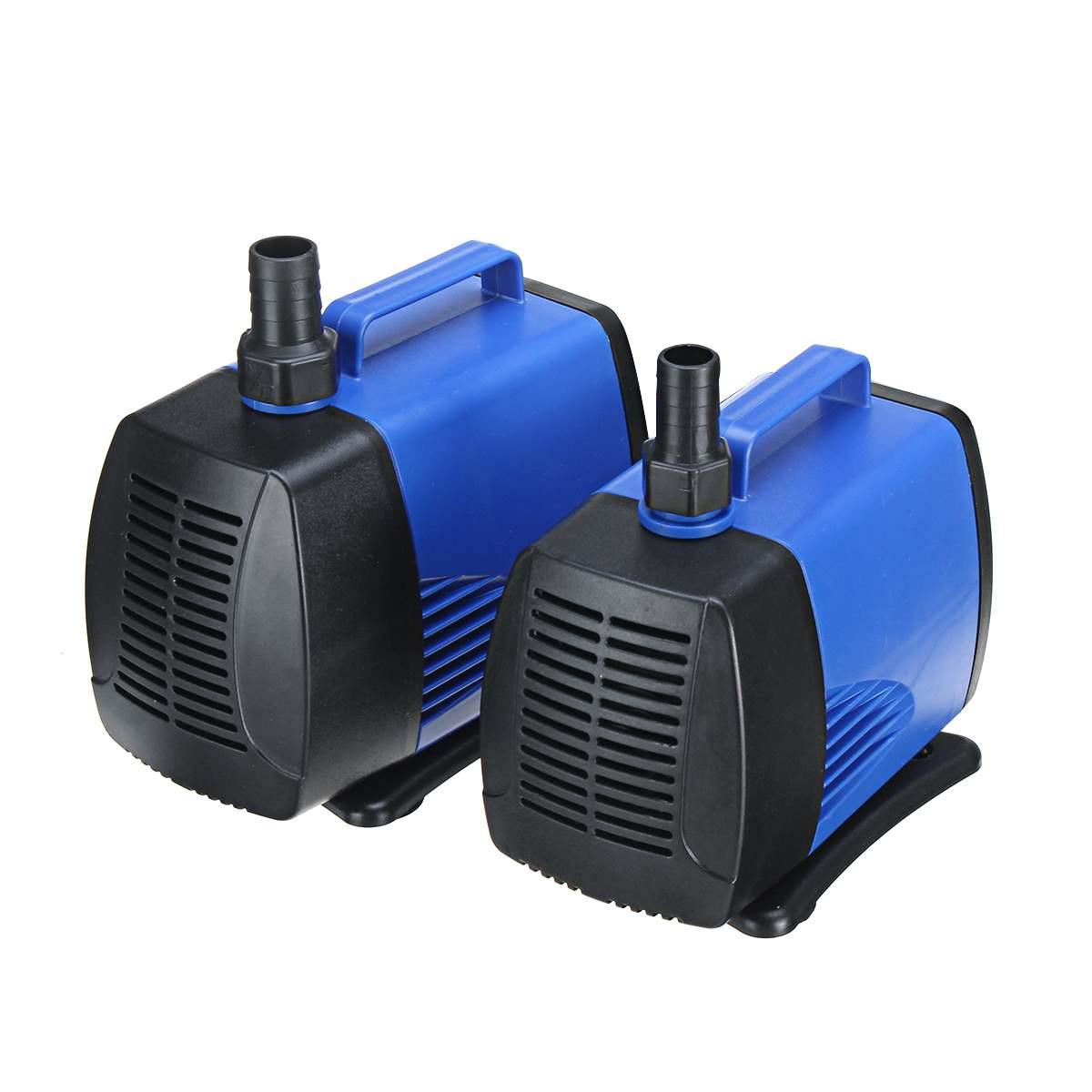 Bec pompe à eau 85/105/135 W réservoir de poisson Submersible pompe Ultra-silencieuse pour fontaine Aquarium étang pompe EU Plug