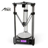 ANET A4 Fast Installation Aluminium Alloy Delta DIY 3D Printer Kit Support TF Card