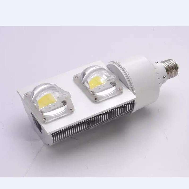 Free shipping sale AC85-265V E40  100W LED Streetlight  2*50w Taiwan Epistar Chip High quality new item 4 pcs per lot led светильник bao workers in taiwan led