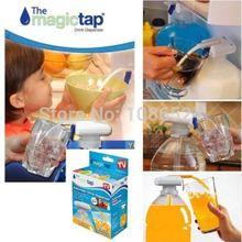 Магический водопроводный автоматический дозатор напитков, как по телевизору, магические краны, 50 шт./лот, JA23