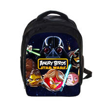 Small Satchel BAG For Children Cartoon Movie Star Wars SchoolBag Pencilcase Back to school gifts For BOYS GIRLS MochilaParaNinos