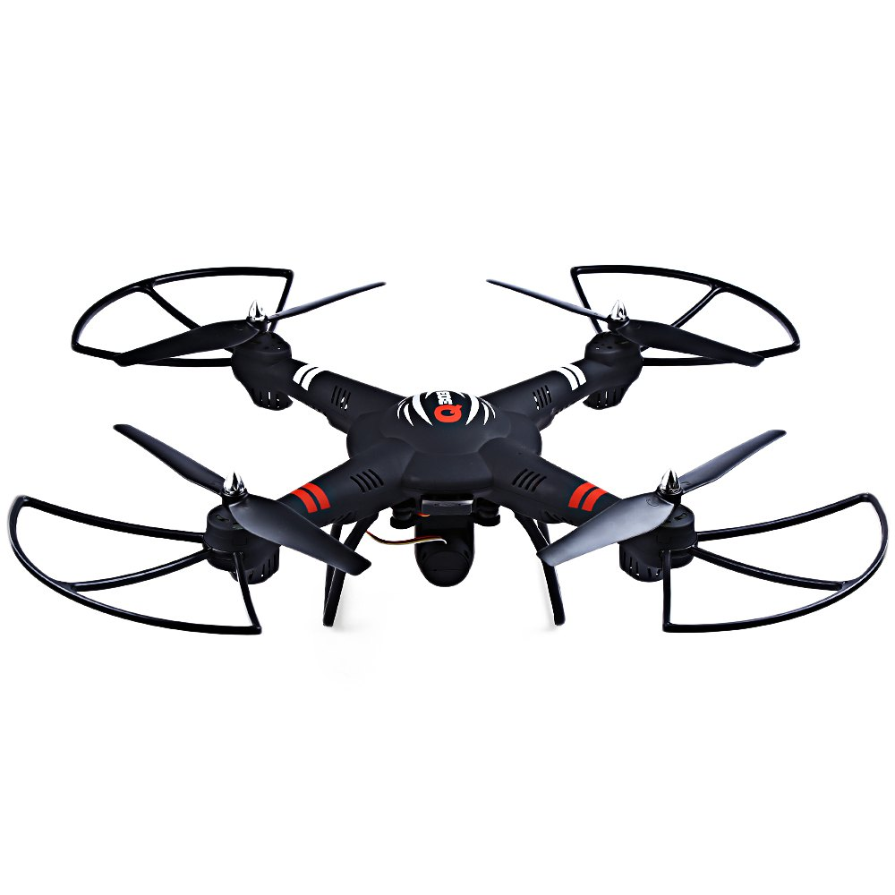 WLtoys Professional RC Drones Quadcopters 2.4GHz 4CH 6 Axis Fixed-height Mode RC Quadcopter RTF Aircraft With Camera Drones Dron wltoys v686 v686g fpv version 4ch professional drones quadcopter with hd camera rtf 2 4ghz real time transmission cf mode jjrc