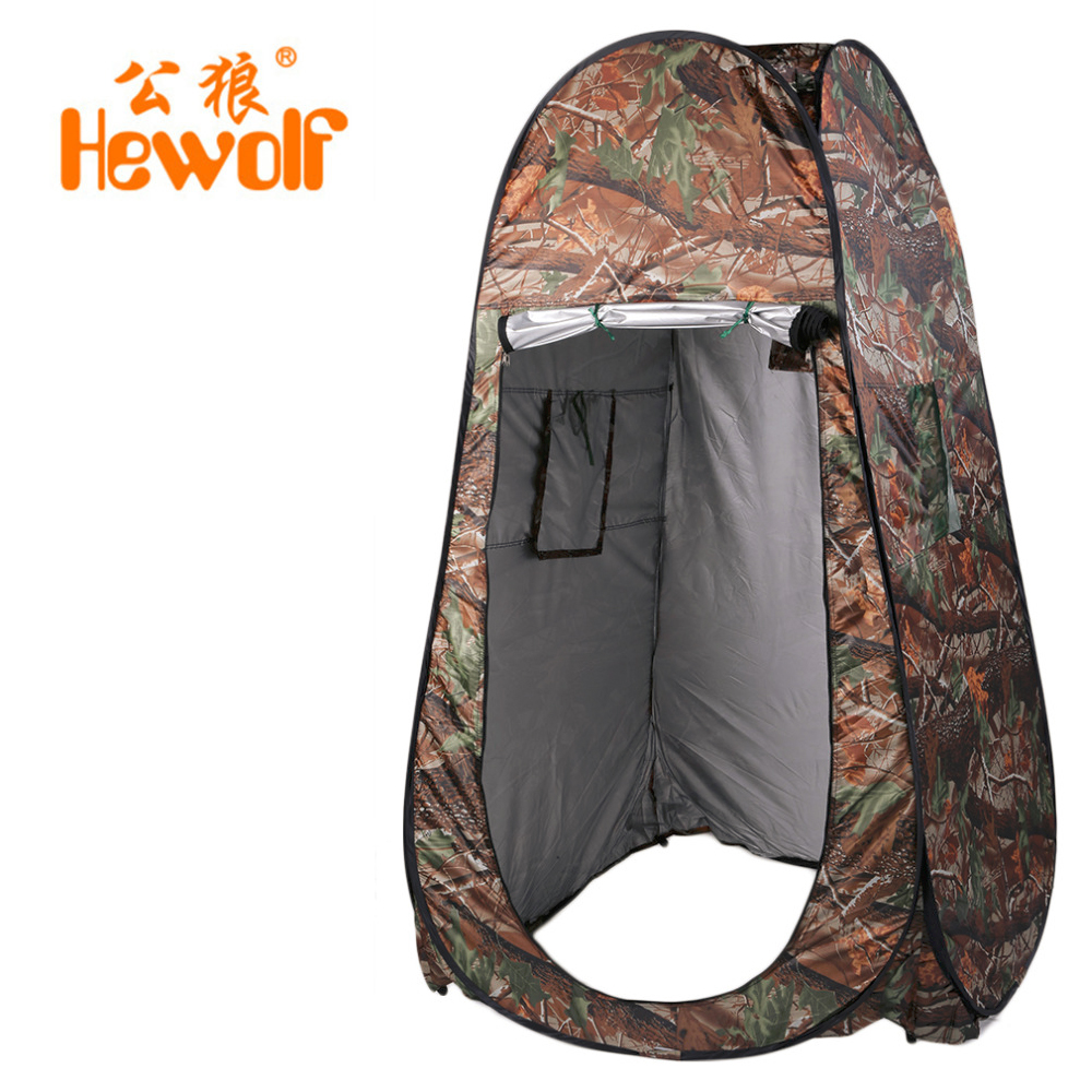 1 x Tent 1 x Carrying Bag 1 x Other Accessories  sc 1 st  Atlanticc& & Hewolf Outdoor Mini Shower Tent Beach Fishing Shower Camping ...