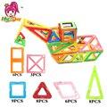 Mylitdear 40 unids tamaño estándar magnética bloques de construcción modelo kits de construcción de juguetes de construcción enlighten del bloque magnético juguetes de diseñador