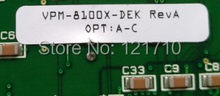 Pince à cadre industrielle cognex MVS 8100 801CQ-8120-01D 200-0097-2 REV C VPM-8100X-DEK REVA OPT A-C