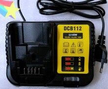 Carregador inteligente para 18 v DCD996 995 DCB105 dewalt 10.8 v 14.4 v 204 v de 205 10.8 v-20 carregador rápido Inteligente UE único teste de bateria