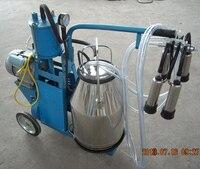 Recém tipo Pistão em movimento único balde máquina de ordenha da vaca|machine machine|machine milk|machine milking cows -