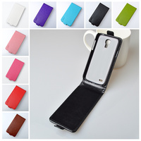 Business Top Luxury Leather Flip Magnetic Buckle For Samsung S4 Mini Phone Case High Quality Cover