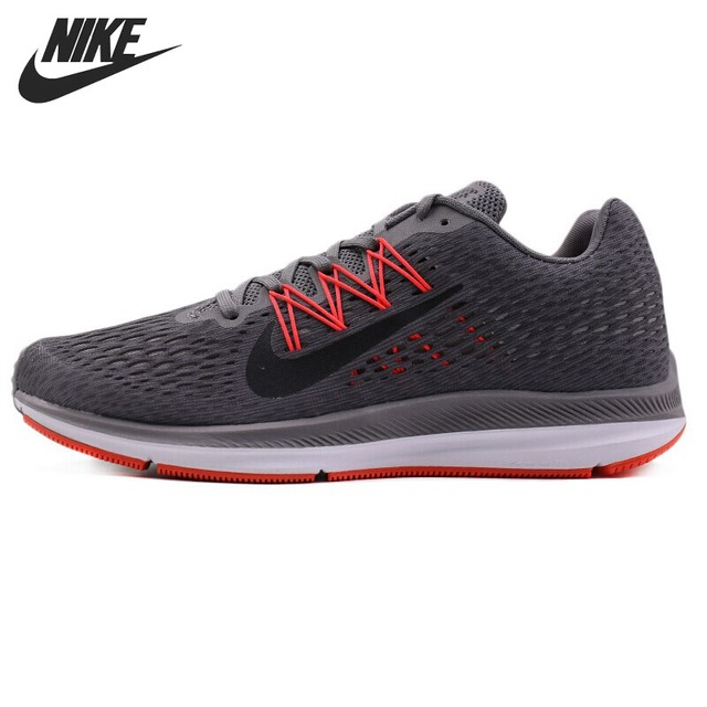 ad756b7a0baa Original New Arrival 2018 NIKE ZOOM WINFLO 5 Men s Running Shoes Sneakers