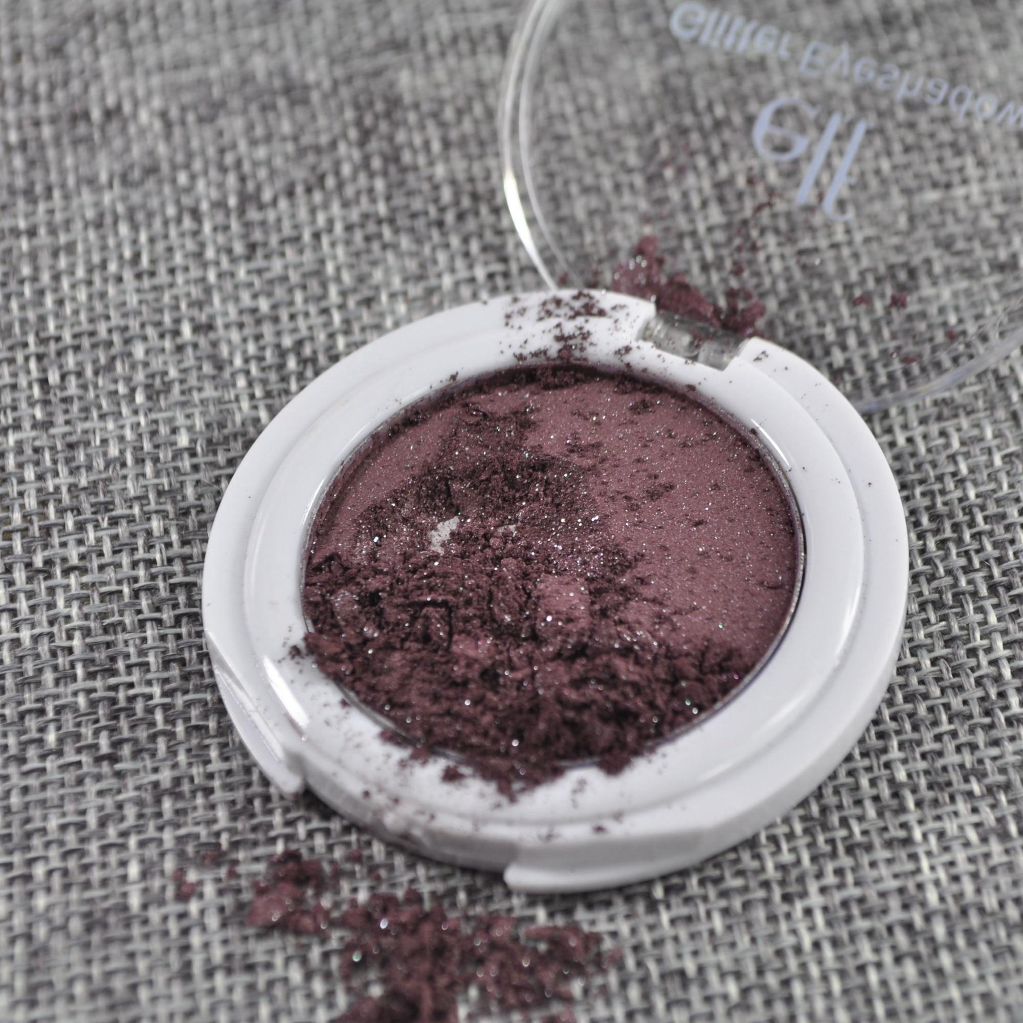 Branded ELF Nude Coffee Brown Mineral Eye Shadow palette Glitter Shimmer Eyeshadow Makeup