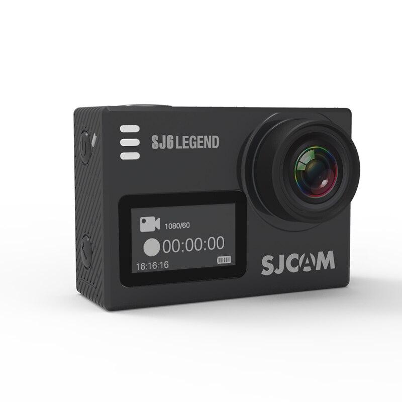 (gesponserte Produkte) Dasenlon Shop 100% Original Sjcam Sj6 Legende Action Kamera, 4 K Ultra Hd Sport Kamera