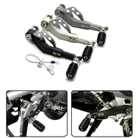 KEMiMOTO For BMW R1200GS LC Adventure Motorcycle Shift Lever Flightline Folding Gear Transmission For BMW R1200GS