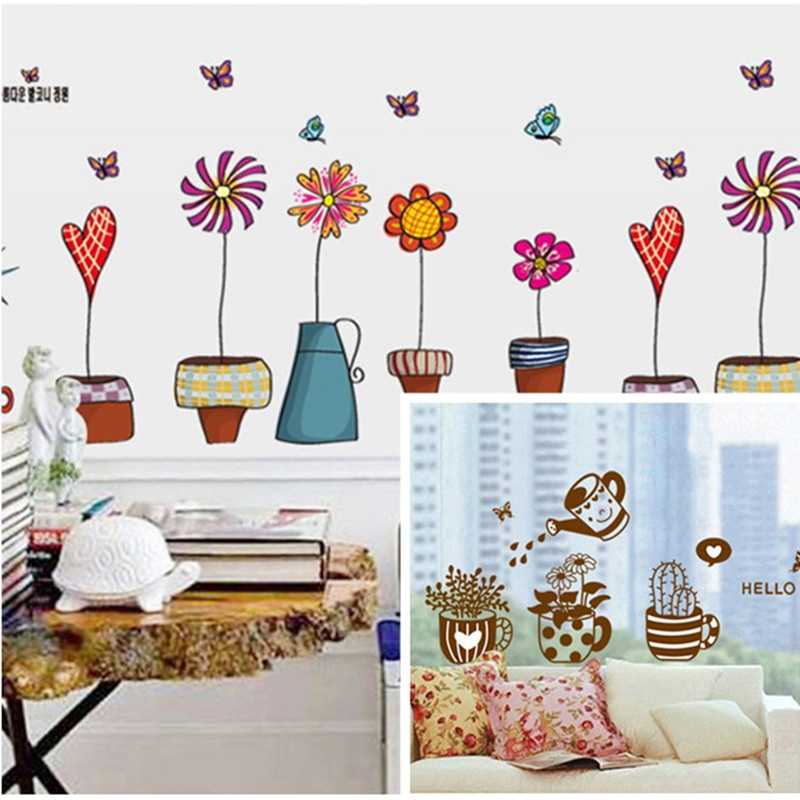 Online get cheap window mural decal for Cheap wall mural decals