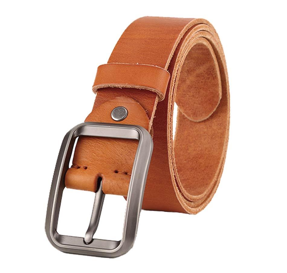 55655608fb62 2017 De Luxe véritable de ceinture en cuir hommes nouvelle boucle hommes  ceinture véritable ceinture en cuir pour hommes jean vintage bracelet en  cuir noir .